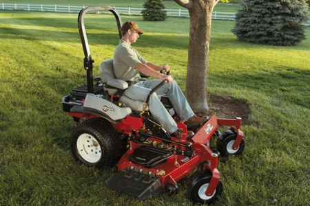 Exmark Lazer for Large Lawns